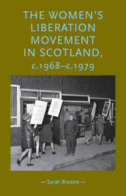 women's lib  in scotland book cover