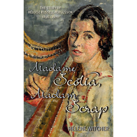 Madame Scotia book front